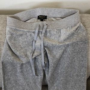 Juicy Couture Velour Bottoms